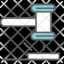 Mallet Judgement Law Icon