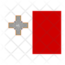 Malta Flag Flags Icon