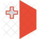 Malta Flag World Icon