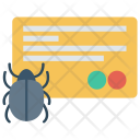 Credit Malware Card Icon