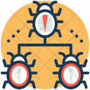 Spam Management Hacker Icon