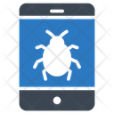 Malware Virus Mobile Icon