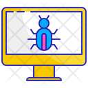 Malware Security Internet Icon