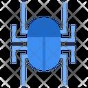 Malware Bug Danger Icon