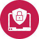 Malware Antivirus Internet Security Icon