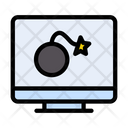Malware Bomb Icon