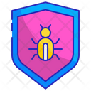 Security Protection Virus Icon