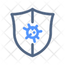 Malware Protection Security Icon