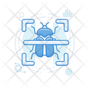 Malware Scanner Virus Detector Bug Tracker Icon