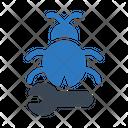 Malware Setting Malware Bug Icon
