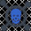 Malware Threat Virus Icon