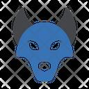 Mammal Face Wild Icon