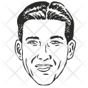 Man Face Avatar Icon