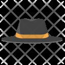 Man Suit Dark Icon