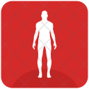 Slim Fit Fitness Icon