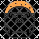 Man Avatar Primitive Icon