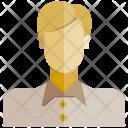 Person Profile Man Icon