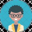 Man Profile Boy Icon