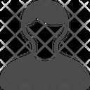 Male Profile User Icon