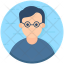 Man Male Avatar Icon