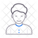 Man Boy Avatar Icon