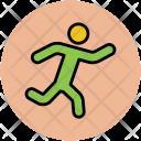 Man Runner Athlete Icon