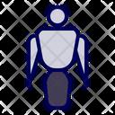 Man Toilet Male Icon