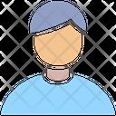 Male Account Businessman Icon