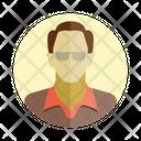Man Avatar Profile Icon