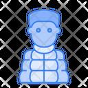 Winter Avatar User Profile People Man Icon