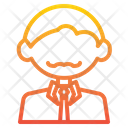 Man Person Together Icon