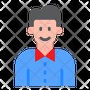 Man Businessman User Icon