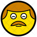 Man Person Face Icon
