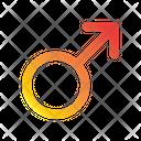 Man Male Gender Icon