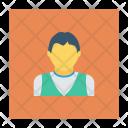 Man User Elderly Icon