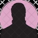 Man Male Face Avatars Icon