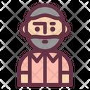 Man avatars Icon