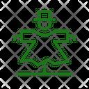 Man Camuflase Icon