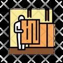Repairman Carrying Osb Icon