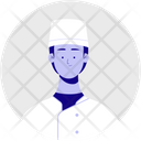 Man Chef Chef Man Icon
