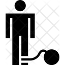 Man Convict Icon