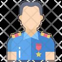 Man Cop Man Police Cop Icon