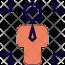 Man Crop Icon