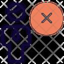 Man Cross Icon