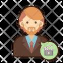 Man Director Film Director Male Icon
