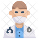 Man Doctor Icon