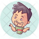 Cartoon Man Icon