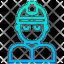 Man Engineering Icon