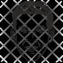 Man Face Icon