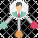 Man Hierarchy Icon